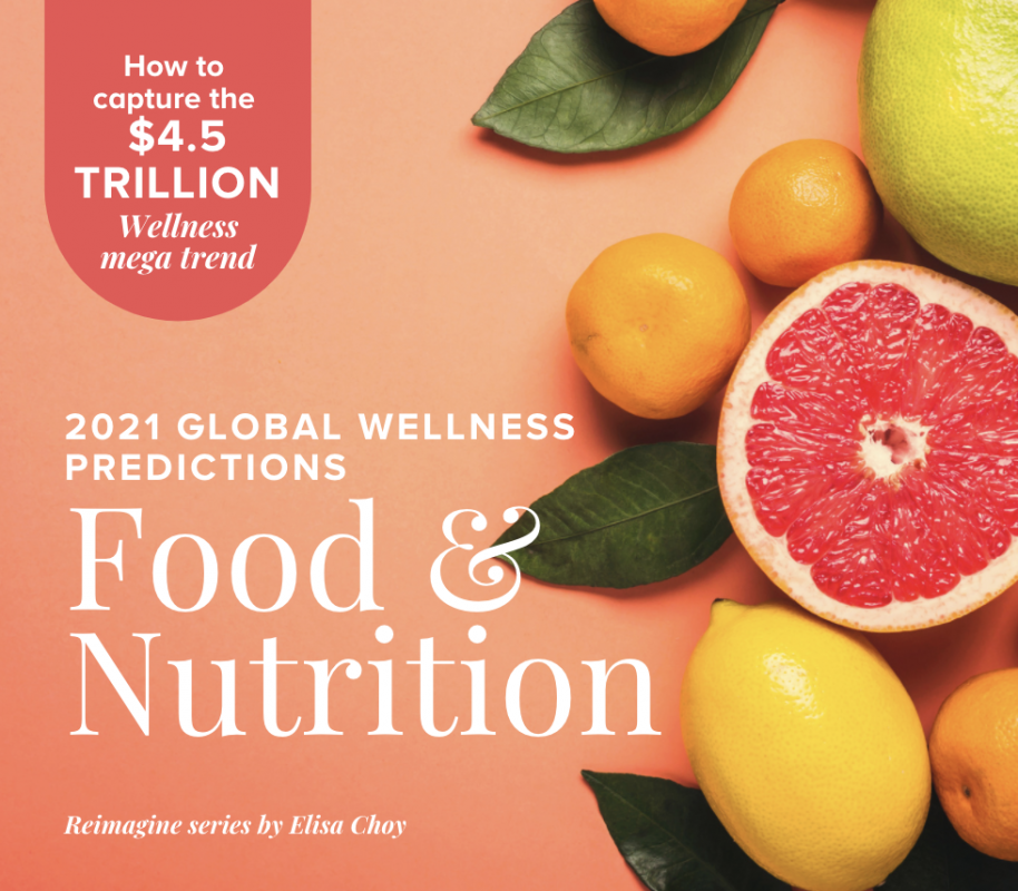 Global Wellness Food Predictions 2021