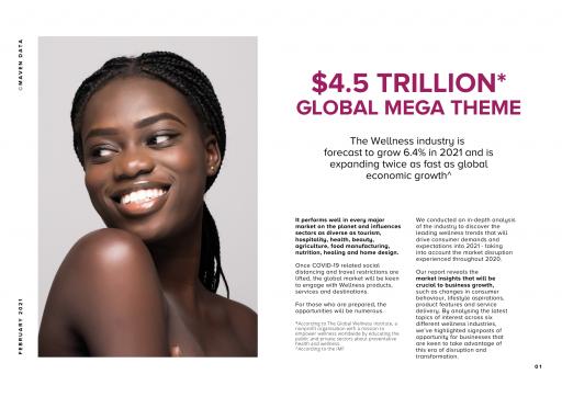 Global Wellness Beauty Predictions 2021