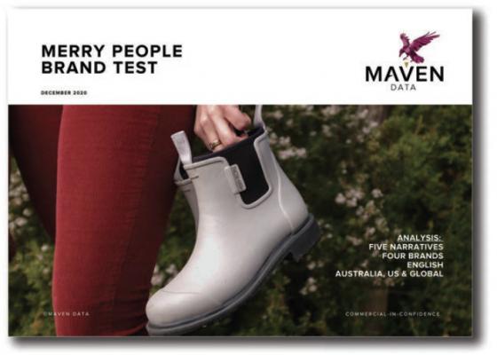 Maven Data Brand Test Case Study